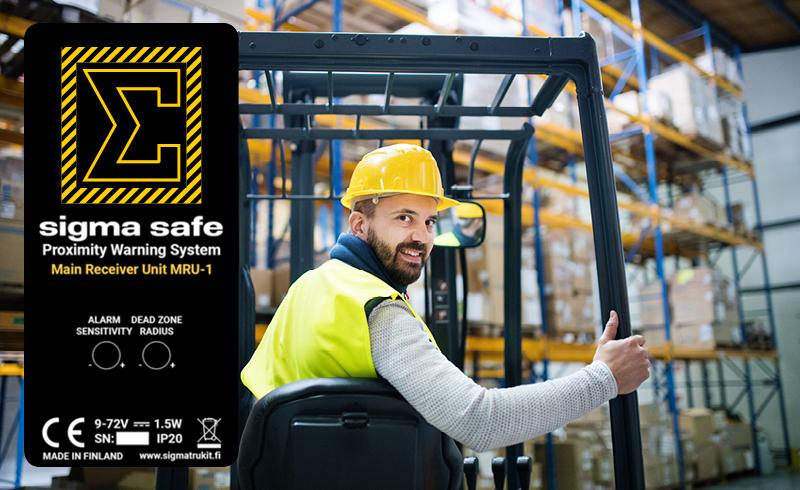 Sigma Safe – uusin innovaatiomme