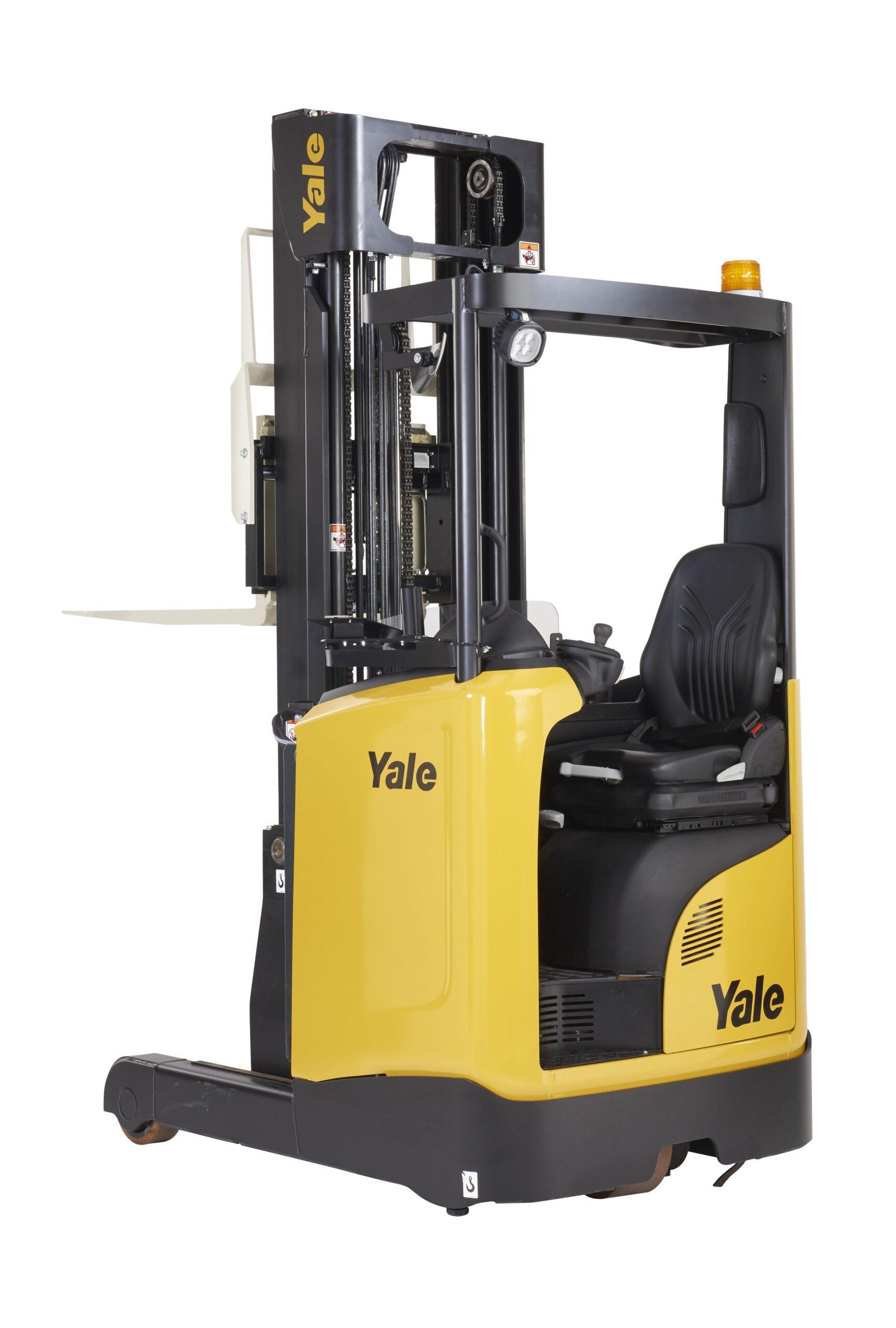 Yale MR10-14E – edullinen pienen sarjan työntömastotrukkimallisto