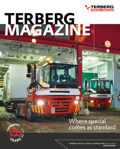 Terberg Magazine 2019 on ilmestynyt